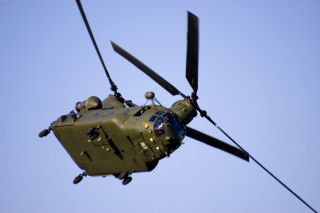 a Chinook